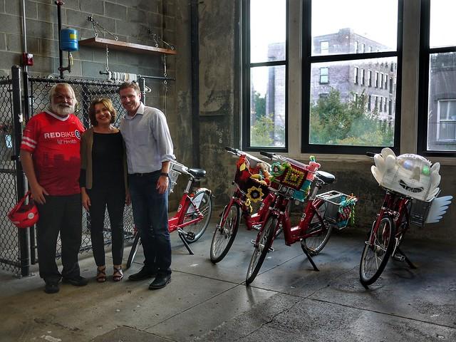 Red Bike 3 year Anniversary