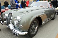 Jaguar XK120 SE Pinin Farina 1954 0