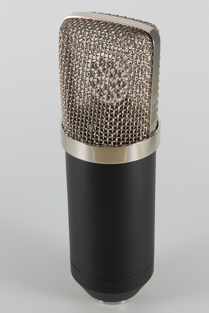 Microphone Front