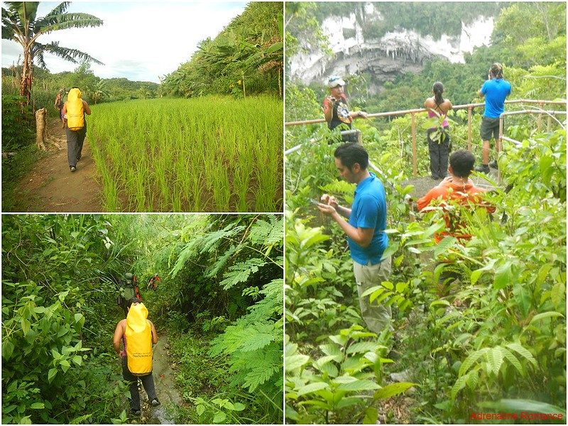 Hike to Gobingob Cave