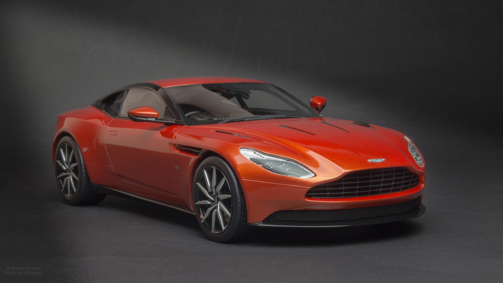 1/18 Aston Martin DB11 by TopSpeed (TSM) - Aston Martin ...
