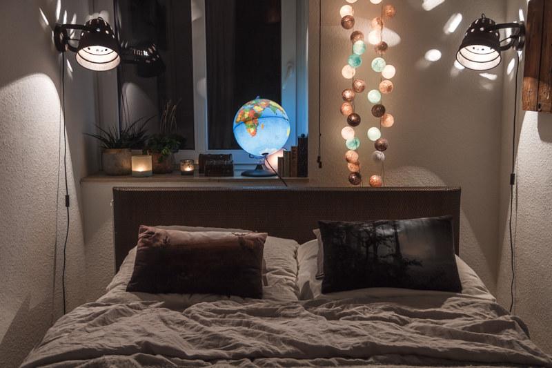 gemütliches-Schlafzimmer-einrichten-wenig-Platz