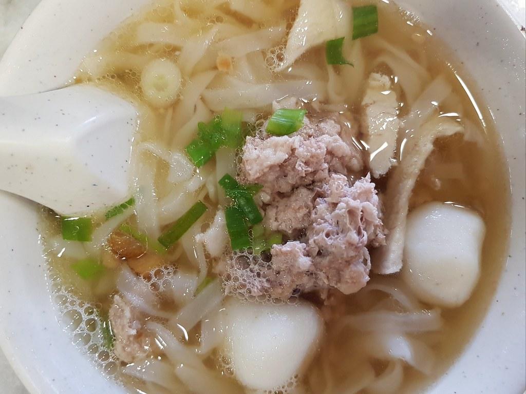 七廊粿条湯 Guo Tiao Tang (S) $6.30 @ 七廊粿条湯 Village @ SS2