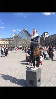 Katie McGovern in Paris: #StudyAbroadBecause There Is No Better Time Than Now