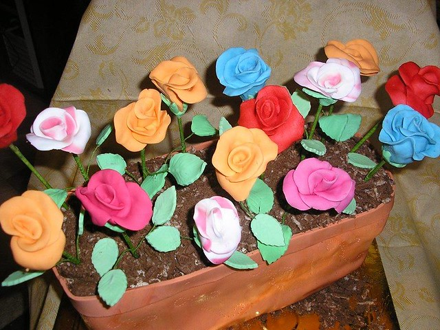 Jardinier Cake by Violeta Floriya Grigorescu