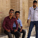 The coolest teenagers of Isfahan