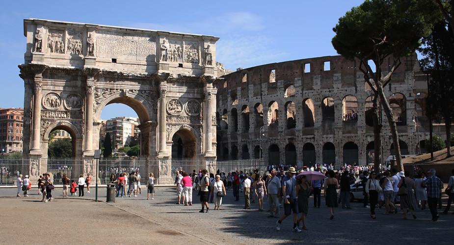 3 dagen Rome, tips: Colosseum | Mooistestedentrips.nl