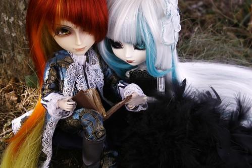 Iyoona's castle ~ Le petit couple [05/08] 35994263670_b51575b1e5