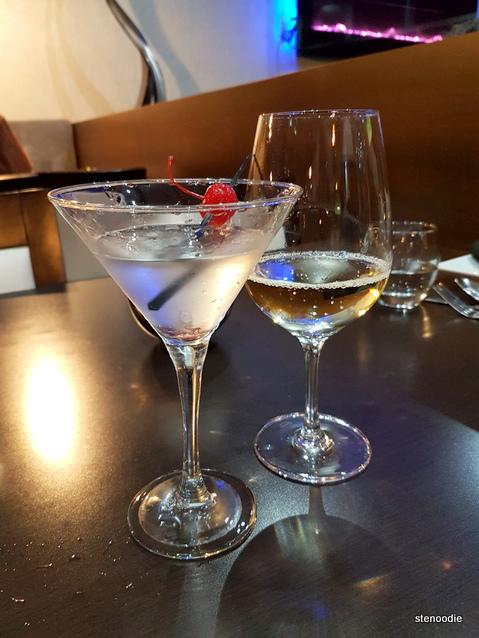Chocolate Martini, Riesling