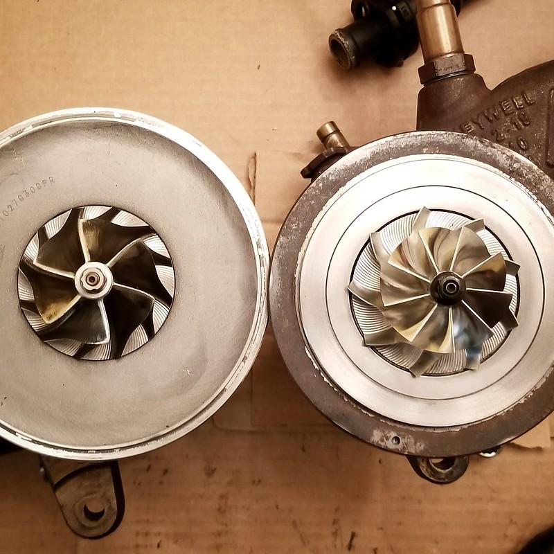 VWVortex com - Gen3 TSI Upgraded Turbo 325whp
