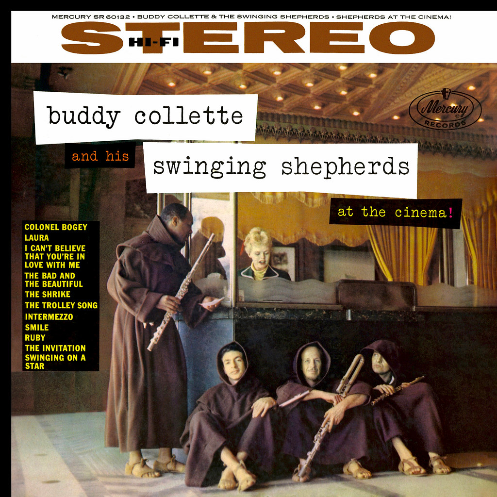 Buddy Collette - At the Cinema