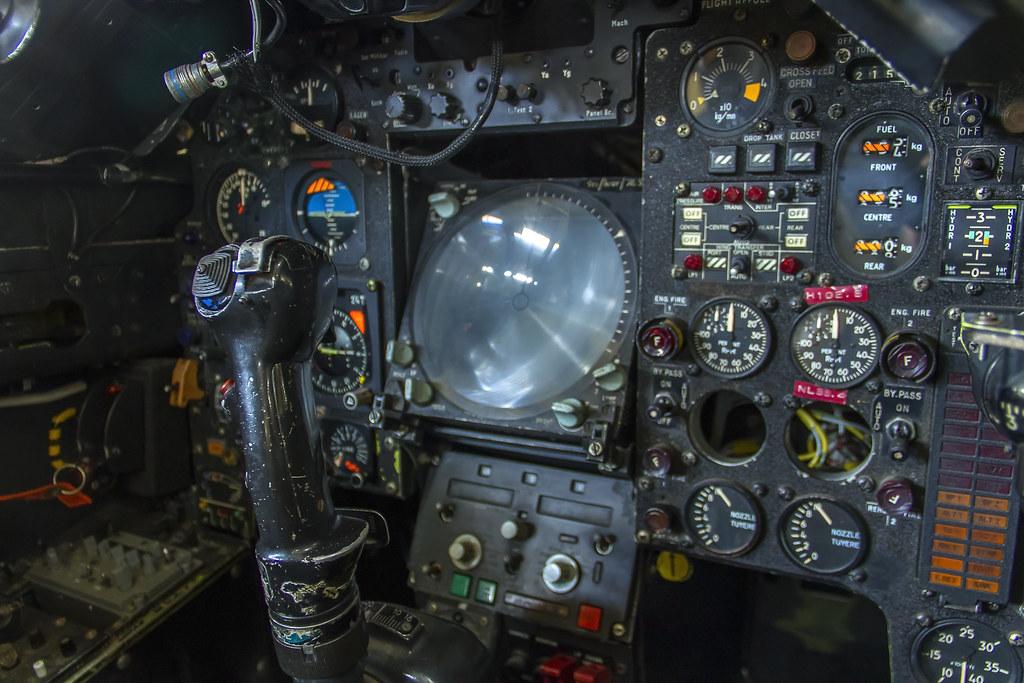 RAF Cosford 238 Sqn's SEPECAT Jaguar | Part of No 1 School o