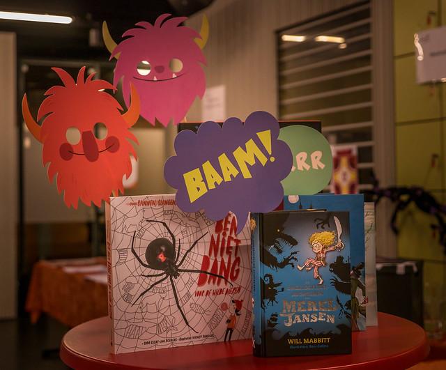 Inspiratiebijeenkomst Kinderboekenweek 2017