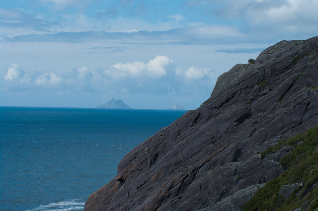 Skellig Islands, Pentax K20D, smc PENTAX-F 80-200mm F4.7-5.6