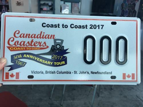 Canadian Coasters (6)