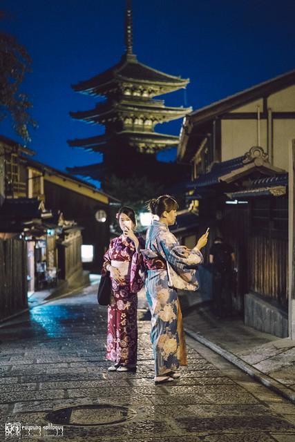 十年,京都四季 | 卷三 | 古都日常 | 26
