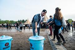 Festival de Musique - 1 gobelet collect� = 24h d'eau porable pour 1 personne