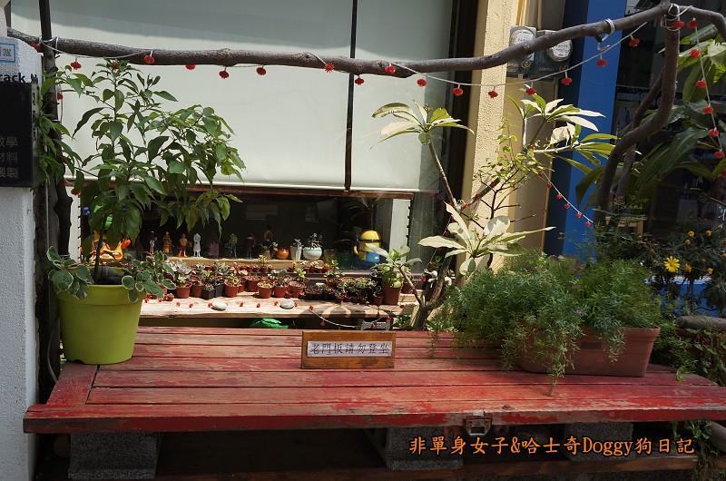 台南藍晒文創園區與美食11