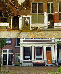 Delft - Then and now