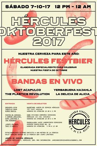 Hércules Oktoberfest 2017