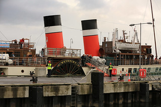 The Waverley at Largs