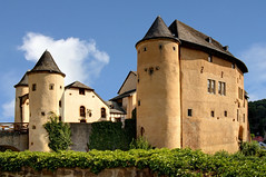 Bourglinster Castle. Luxembourg