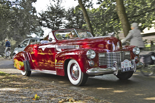 Cadillac Series 62 DeLuxe Convertible Coupé 1941 (6130)