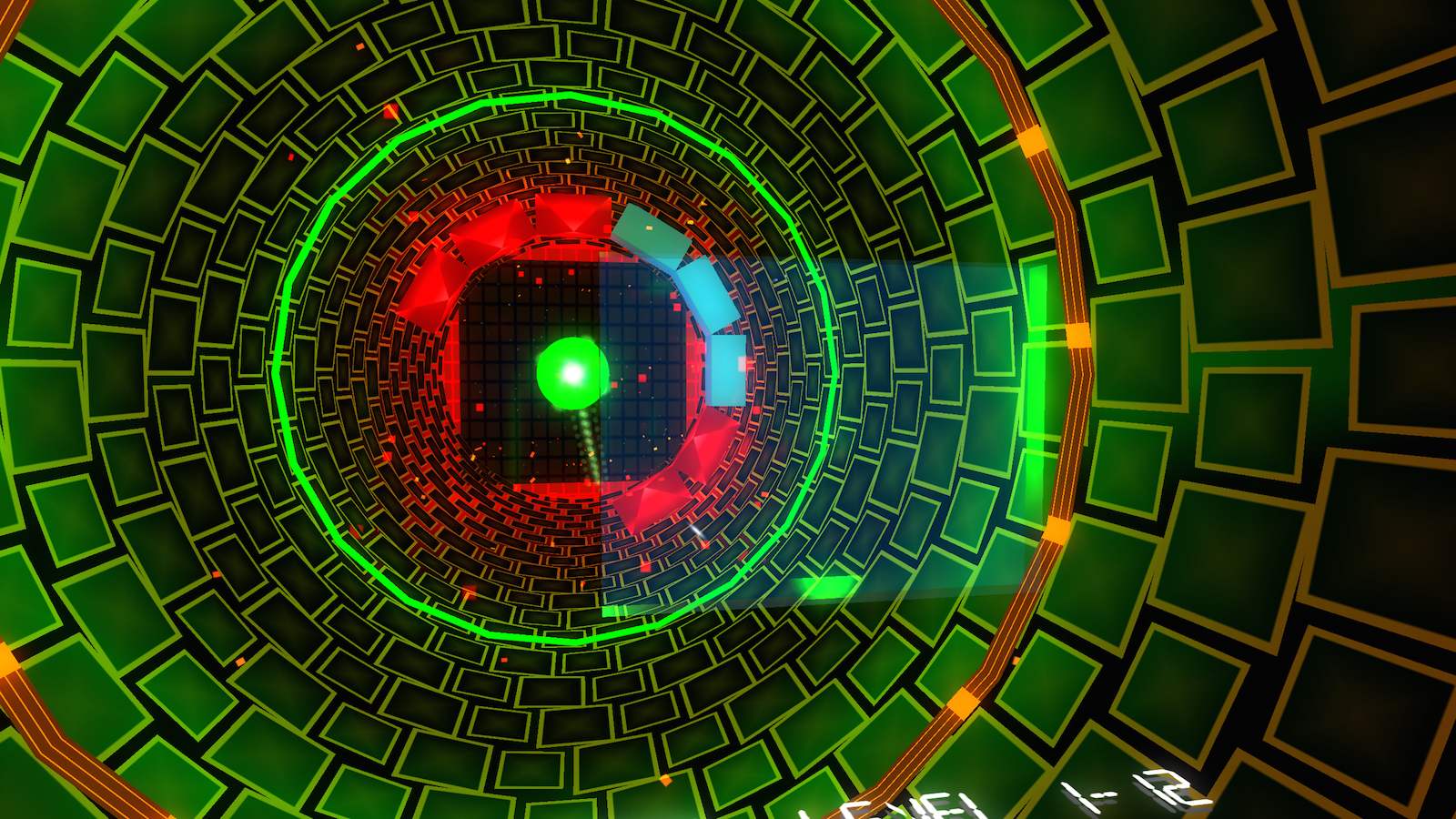 Proton Pusle - Screenshot