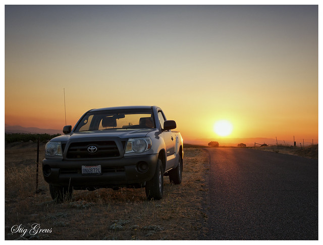 Sunset in San Miguel, Panasonic DMC-G85, LUMIX G 25/F1.7