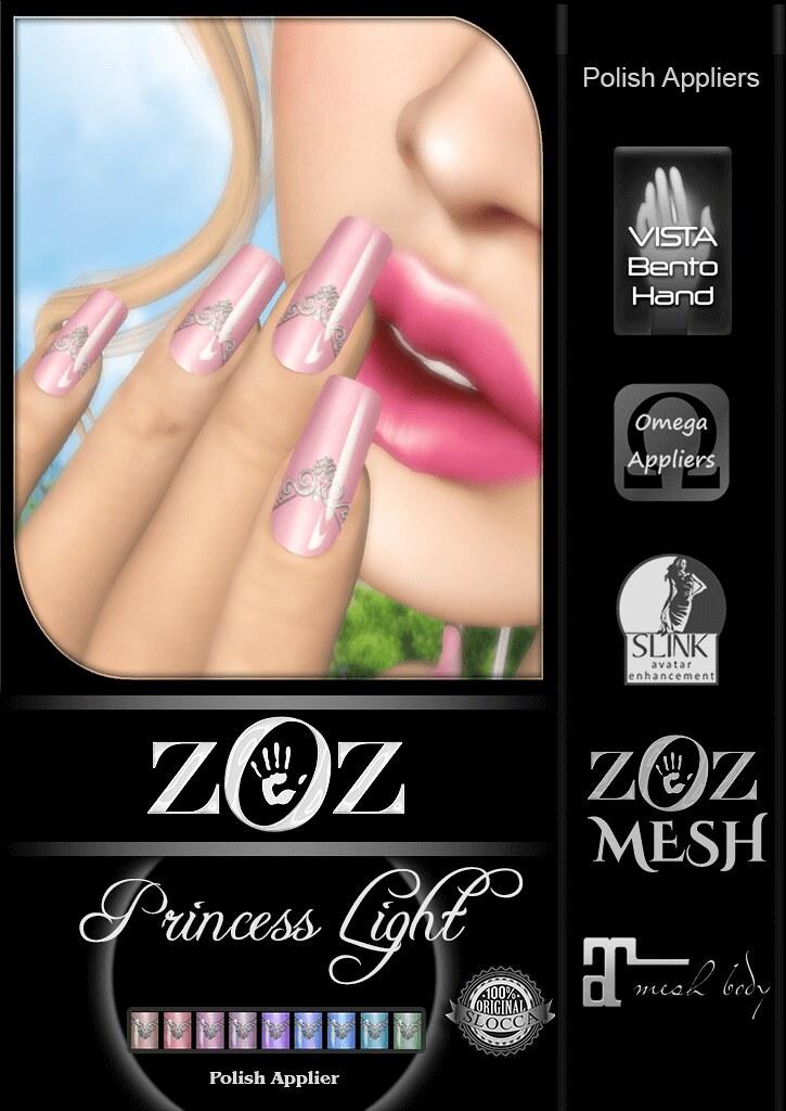 {ZOZ}  Princess Light pix L - TeleportHub.com Live!