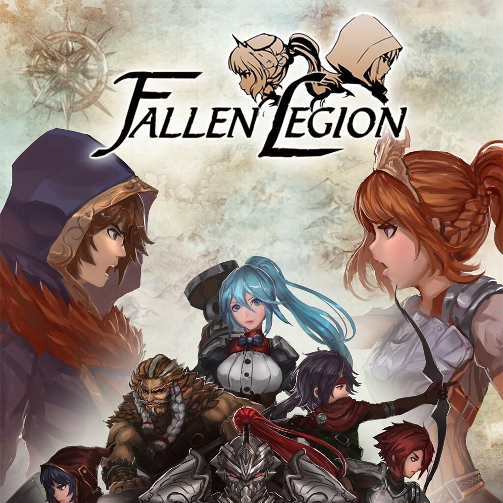 Fallen Legion Bundle