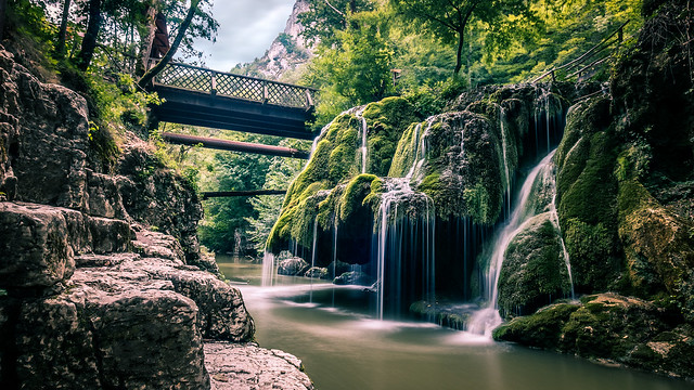 Bigar waterfall - Romania - Travel photography