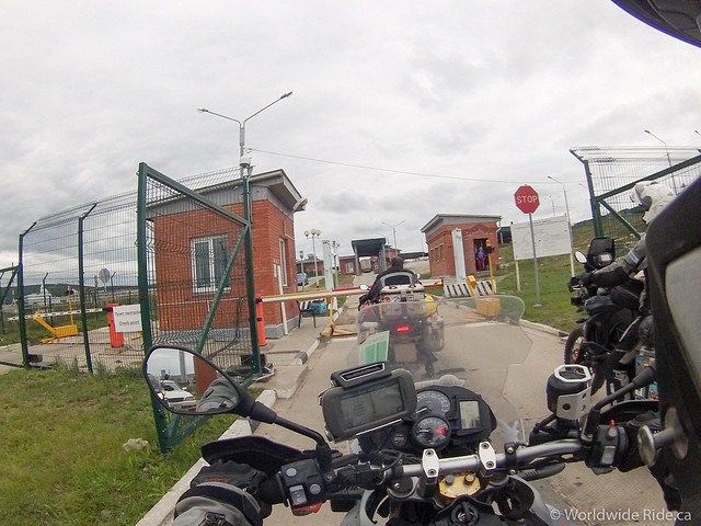 North to The Russian Border-13