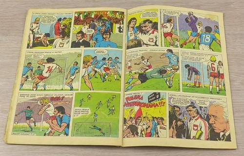 Komiksy Sportowe 14