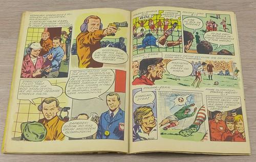 Komiksy Sportowe 05