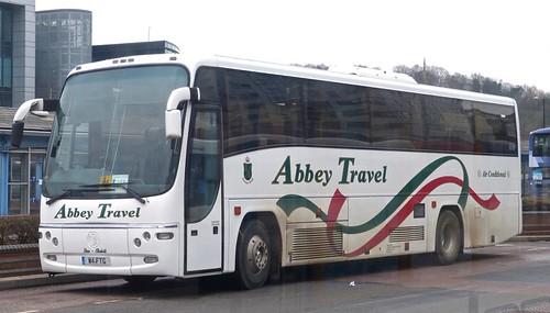 WS FTG 'Abbey Travel' Volvo B10M / Plaxton on 'Dennis Basford's railsroadsrunways.blogspot.co.uk'