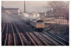 British Rail Class 25 Doubkle Header.