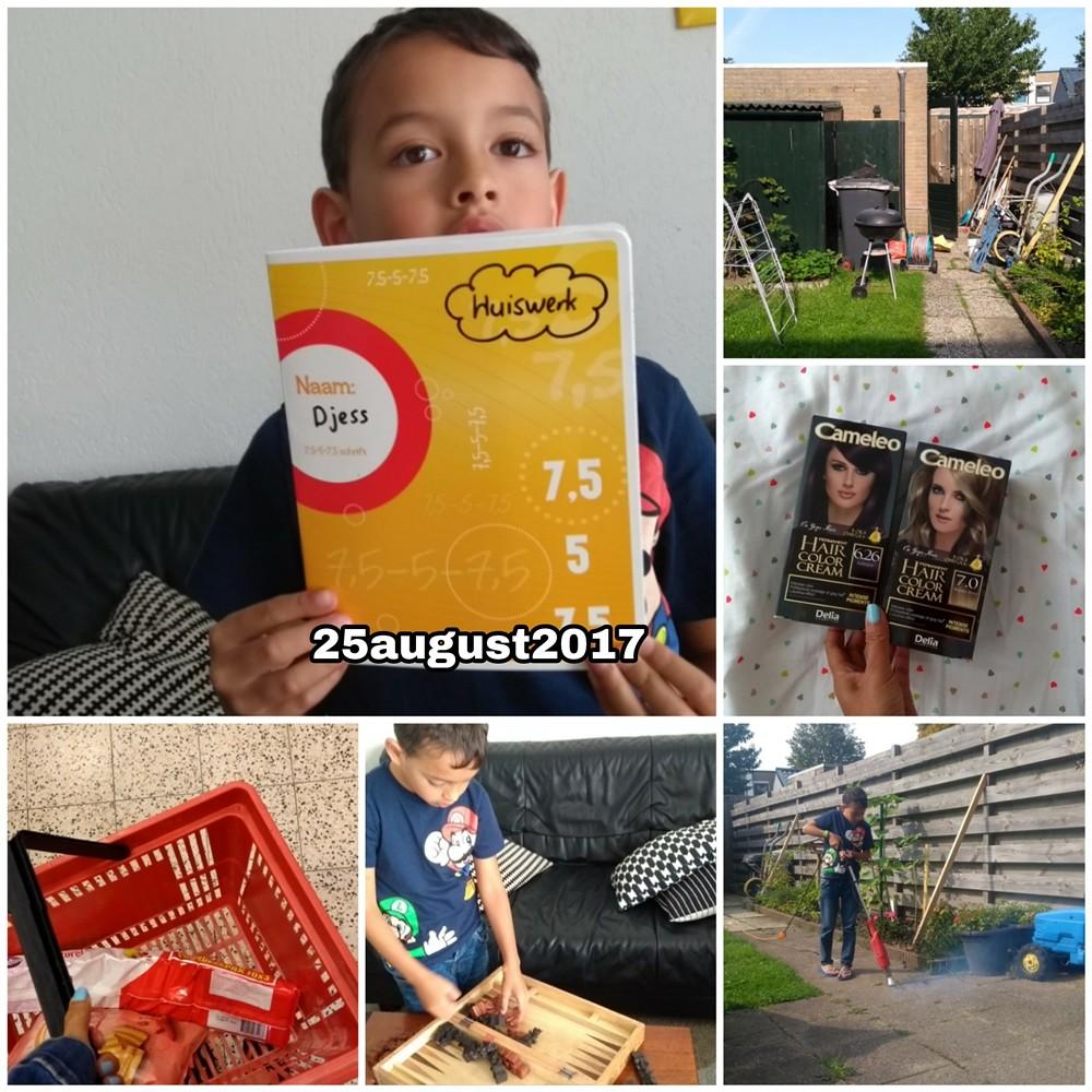 25 august 2017 Snapshot
