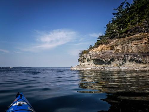Kayaking Bellingham Bay-53