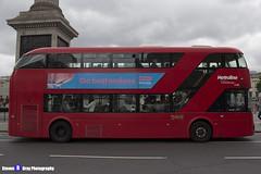 Wrightbus NRM NBFL - LTZ 1040 - LT40 - Metroline - London 2017 - Steven Gray - IMG_0710