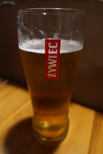 Bier der Marke Zywiec