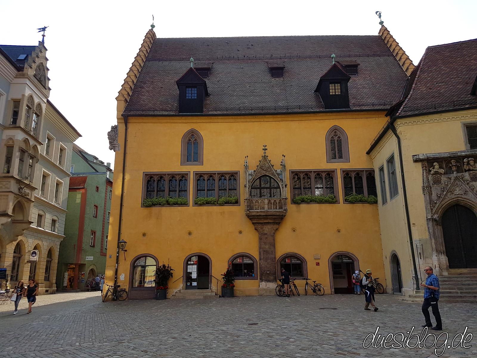 Regensburg Altes Rathaus Travelblog duesiblog 02