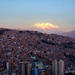 Last light in La Paz, Bolivia by Maria_Globetrotter