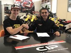 Официально. Макар Юрченко переходит в мировой чемпионат Moto3, сезон 2018