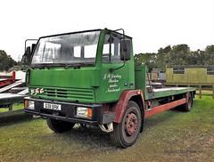 ERF lorries