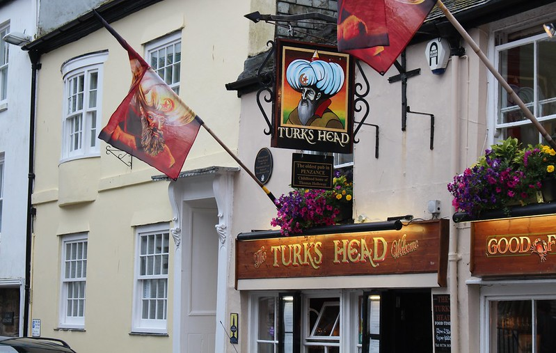 Turks Head, Penzance