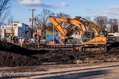 NS 738 Derailment   NS Memphis District West End