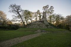 Ruines du donjon de La Bouëxière, 2017 - Photo of Liffré