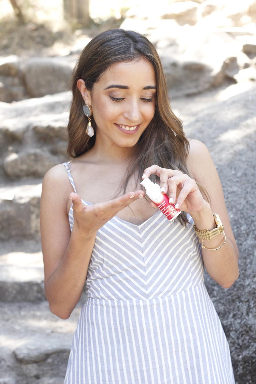 Weleda Granada belleza hidratante corporal cuidados verano beauty skin6
