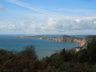 20170922 2_Looking back towards Sidmouth